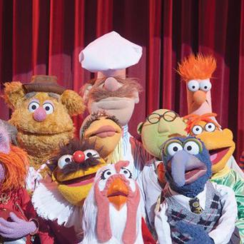 Famous faces were queueing up to appear in The Muppets, according to Jason Segel