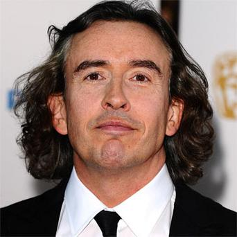 Steve Coogan. Photo: PA