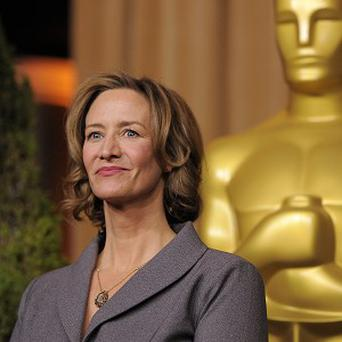 Janet McTeer would like her co-star Glenn Close to win