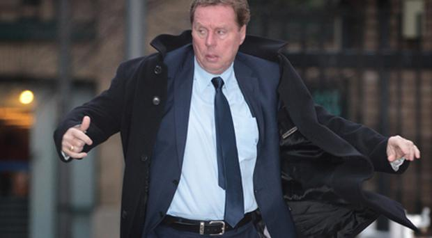 Harry Redknapp is being hotly tipped to take over from Fabio Capello. Photo: Getty Images
