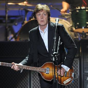 Paul McCartney will reportedly play a Jubilee concert