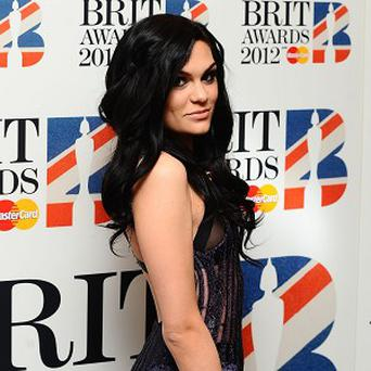 Jessie J is trying not to put herself under too much pressure as she writes her second album