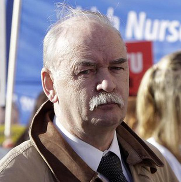 Des Kavanagh has voiced fears about the impact of cuts to mental health services