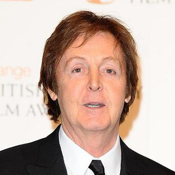Sir Paul McCartney's new album features his interpretation of several beloved standards
