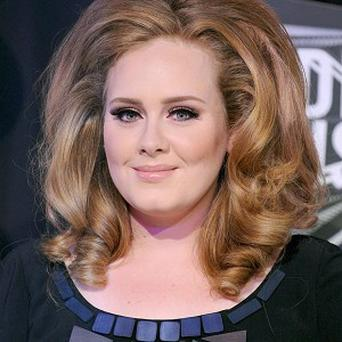 Adele used a phone app to get her point across when she was recovering from surgery and had to rest her voice
