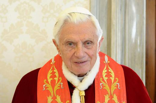 Pope Benedict XVI: supposed assasination plot