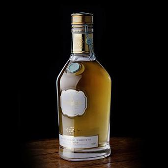 A Glenfiddich Janet Sheed Roberts Reserve sold at auction in London for 44,000 pounds