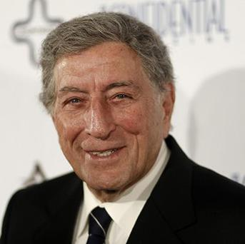 Tony Bennett is performing a duet with Carrie Underwood at the Grammys (AP)