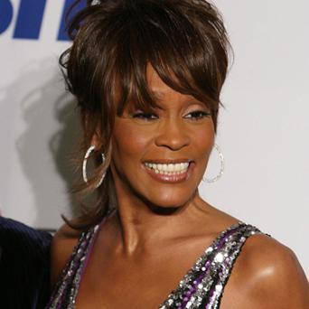 Whitney Houston in 2008. Photo: PA