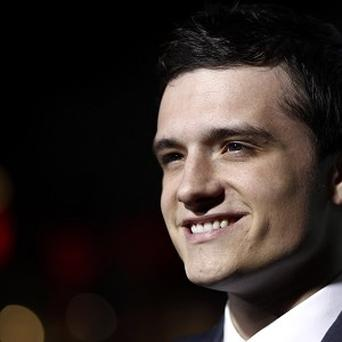 Josh Hutcherson is excited about The Hunger Games