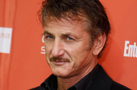 Hollywood actor Sean Penn. Photo: Getty Images
