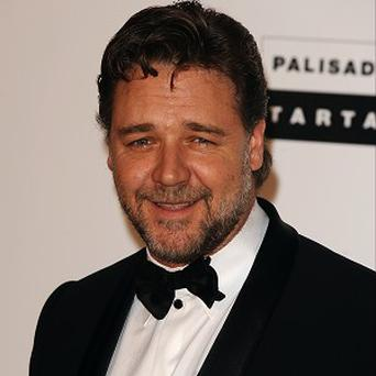 Russell Crowe looks set to star in Harker
