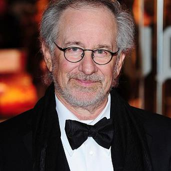 Steven Spielberg has been working with Michael Bay on his 're-imagining' of the Transformers franchise