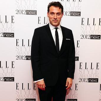 Rufus Sewell gets a bit bored of always being the big screen baddie