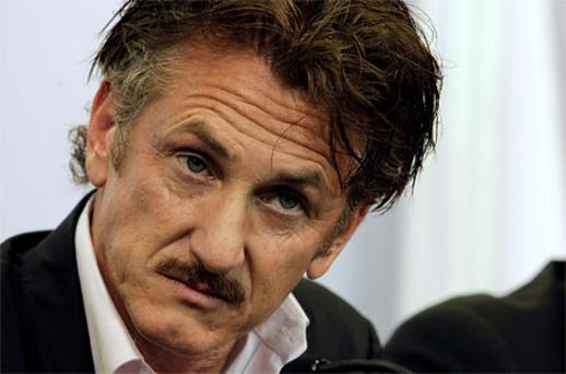 Sean Penn. Photo: Reuters