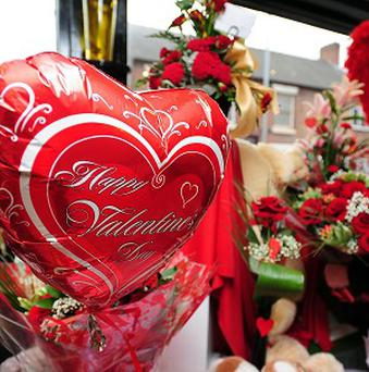 A Valentine's Day gift is believed to have caused a power cut in southern California