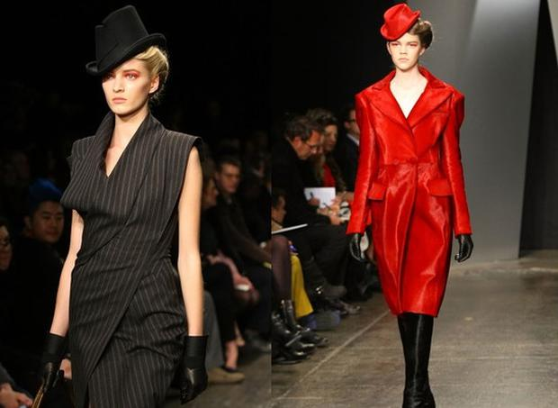 Donna Karan autumn/winter 2012