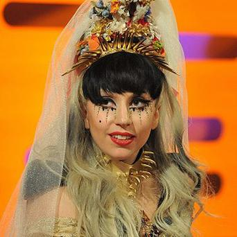 Lady Gaga won five Virgin Media Music Awards