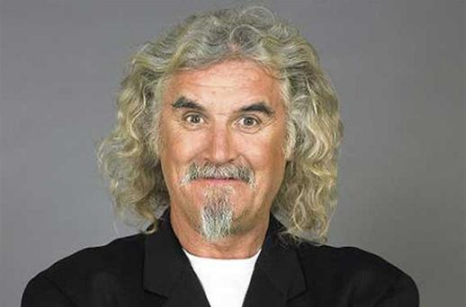 The comedian Billy Connolly curtailed two shows early after hecklers interrupted his set