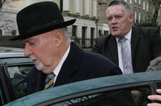 LOSS: Michael Fingleton oversaw loans for doomed projects