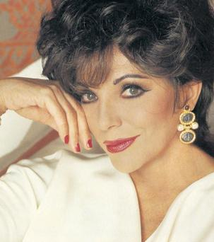 WHOLE NEW DYNASTY: Joan Collins, 78, dismisses Botox, claiming the secret to looking young is having lots of sex