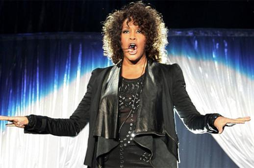 Whitney Houston. Photo: Getty Images
