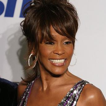 Whitney Houston's music is in the charts again after her death