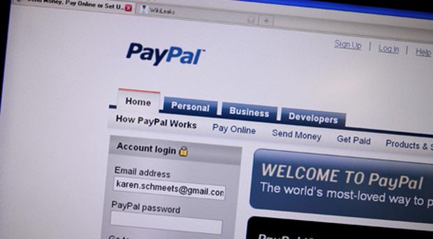 It is understood that a number of new call centres will be opened by Paypal. Photo: Getty Images