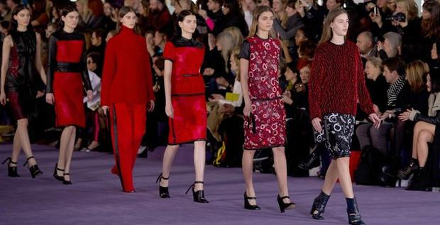 Christopher Kane London Fashion Week a/w 2012