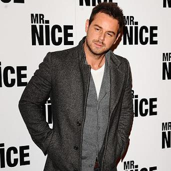 Danny Dyer admits he wasn't easy company while filming Deviation
