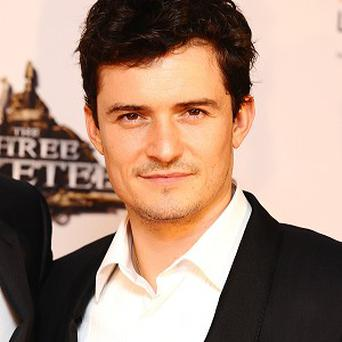 Orlando Bloom will play a South African police officer