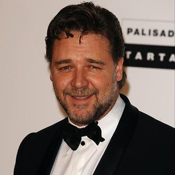 Russell Crowe was last seen in Paul Haggis' thriller The Next Three Days