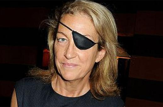 Marie Colvin. Photo: Getty Images