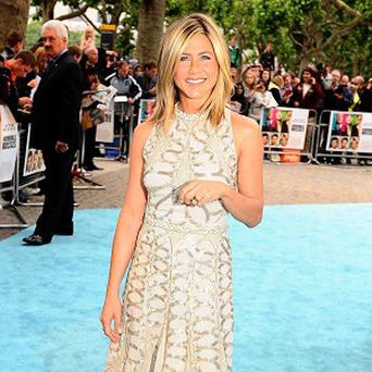 Jennifer Aniston stars alongside Paul Rudd in new film Wanderlust