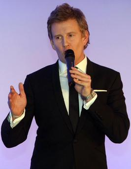 Patrick Kielty. Photo: Getty Images