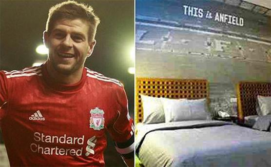Steven Gerrard and the Stevie G Hotel in Indonesia