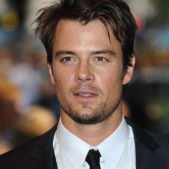 Josh Duhamel is being lined up for a road trip movie