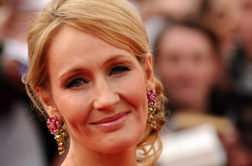JK Rowling. Photo: Getty Images