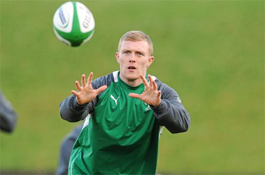 Keith Earls. Photo: Sportsfile