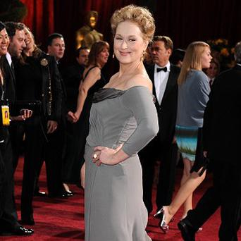 Meryl Streep has been added to the list of presenters for the 2012 Oscars