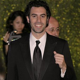 Sacha Baron Cohen is rumoured to be planning to unleash his latest character on the Oscars red carpet