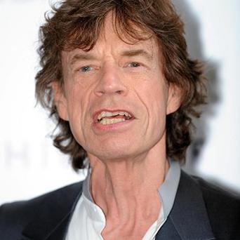 Sir Mick Jagger was one of several singers who performed for Barack Obama at the White House
