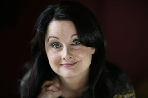 BRAVE ACCOUNT: Marian Keyes' book provides hope