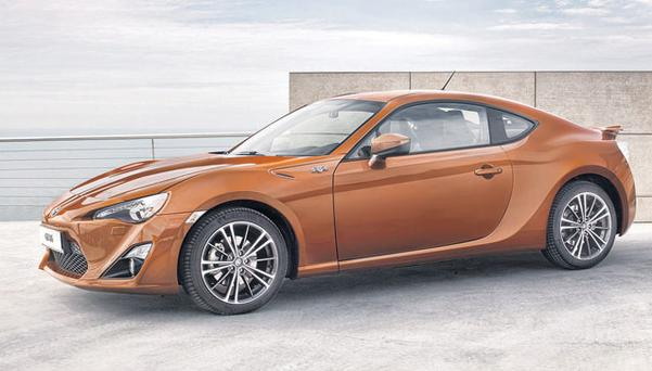 BLAST FROM THE PAST: Reading the specification of the GT 86 you could be forgiven for thinking you were looking at a car that was 15 to 20 years old