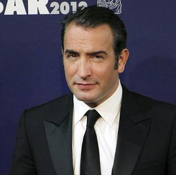 The Artist actor Jean Dujardin lost out in the best actor category at the Cesar awards in France (AP/Thibault Camus)
