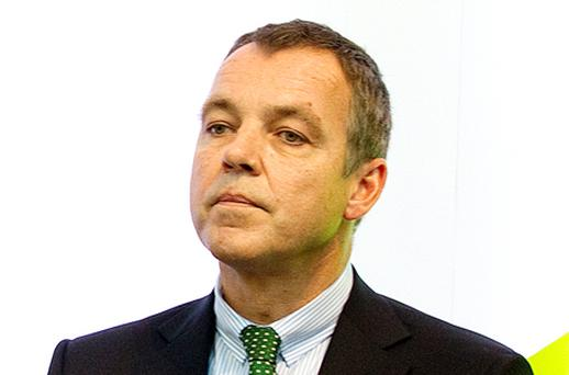Aer Lingus chief executive Christoph Mueller. Photo: David Conachy