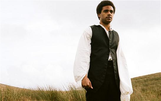 James Howson, the Wuthering Heights film star
