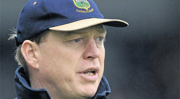 Declan Ryan knows pressure will mount within Tipperary if they don't start winning games