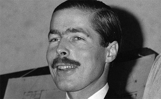 Lord Lucan. Photo: Getty Images