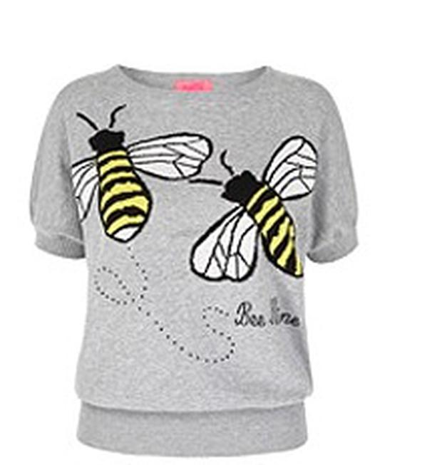 Bumble Bee Jumper €59 Monsoon Fusion Spring Summer 2012
